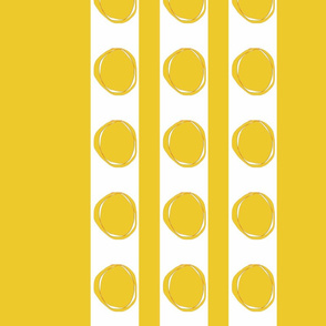 Circles Trio - Yellow