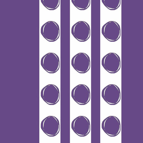 Circles Trio - Purple