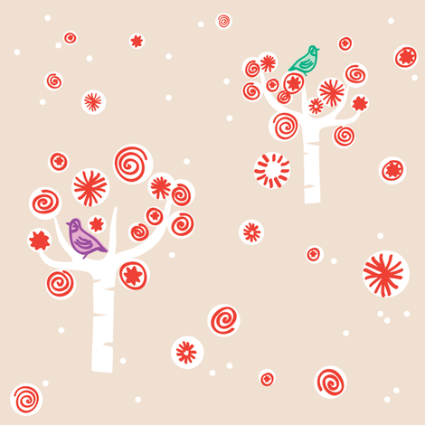 Partridge In A Peppermint Tree
