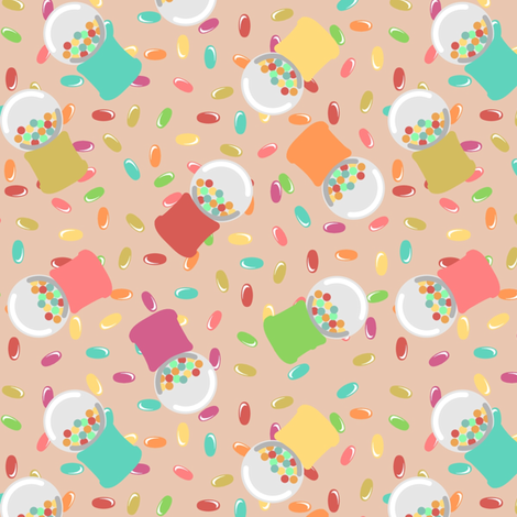 The_Sweetest_things fabric by mrshervi on Spoonflower - custom fabric