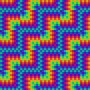 Rainbow Geometry 1