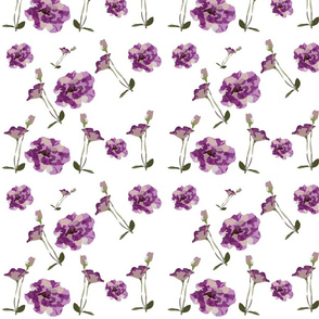 Purple-garden-flowers-pattern