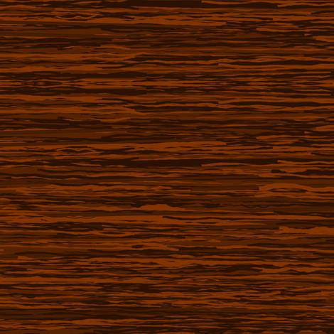 tigerwood fabric by loopy_canadian on Spoonflower - custom fabric