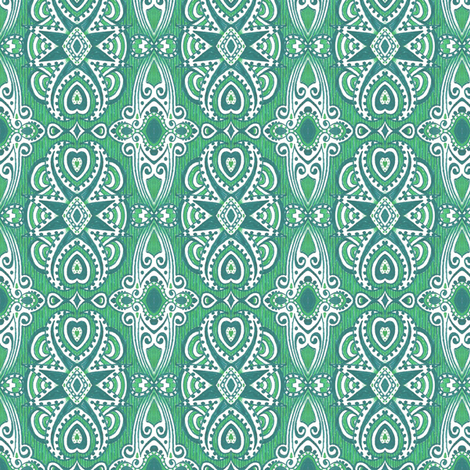 Seattle fabric by siya on Spoonflower - custom fabric