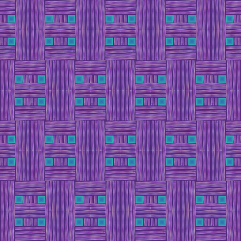 purple mesh fabric by y-knot_designs on Spoonflower - custom fabric