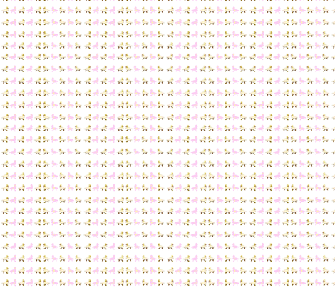 Ducklings_and_Snowflakes fabric by heaven-lee on Spoonflower - custom fabric