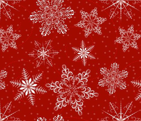Rlarge_red_snowflakes_shop_preview