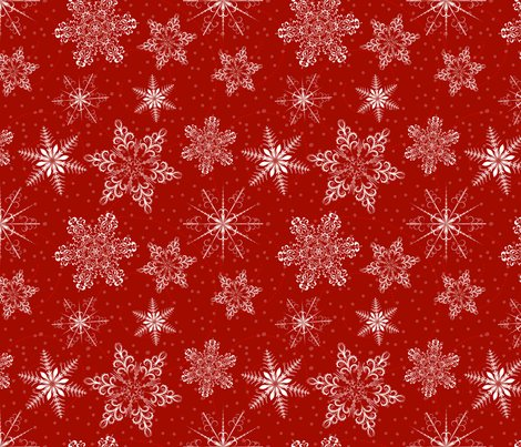 Rrlarge_red_snowflakes_shop_preview