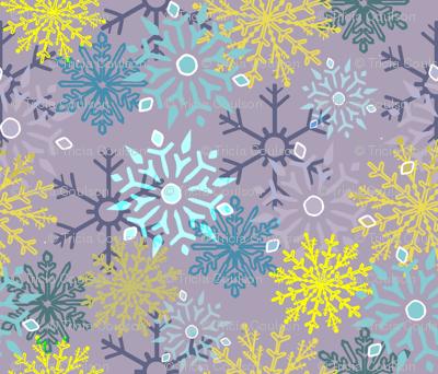 SnowyFlakes