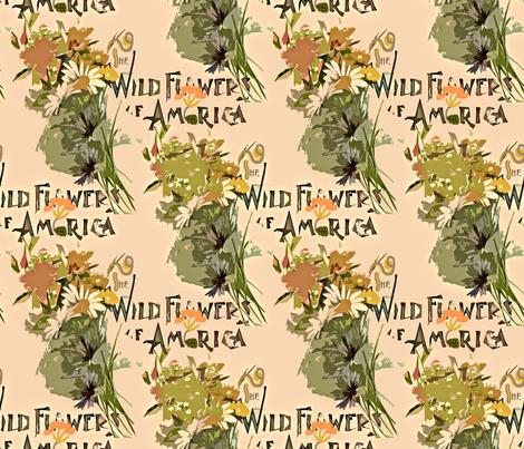 Vintage Wildflowers
