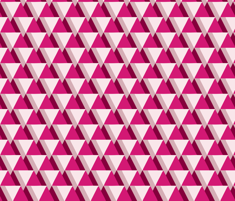 bermuda pink fabric by myracle on Spoonflower - custom fabric