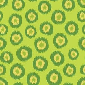 Candy is Dandy-Ikat-Lime1