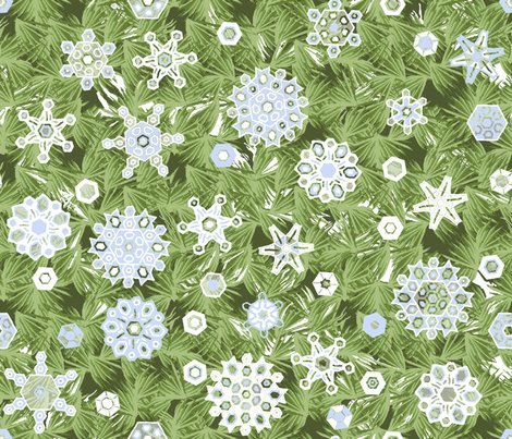 Snowflakes_and_pine_repeat_e_snow_shop_preview