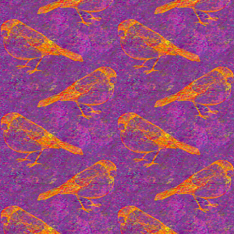 Wren will I see you again fabric by keweenawchris on Spoonflower - custom fabric