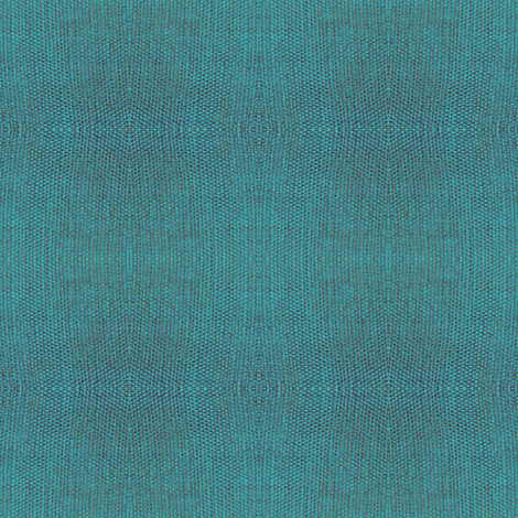 Pueblo Blanket - turquoise - small print fabric by materialsgirl on Spoonflower - custom fabric