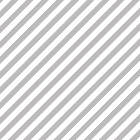 Diagonal Stripe Chinchilla fabric by honey&fitz on Spoonflower - custom fabric