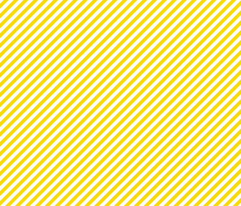 Diagonal Stripe Sunshine fabric by honey&fitz on Spoonflower - custom fabric