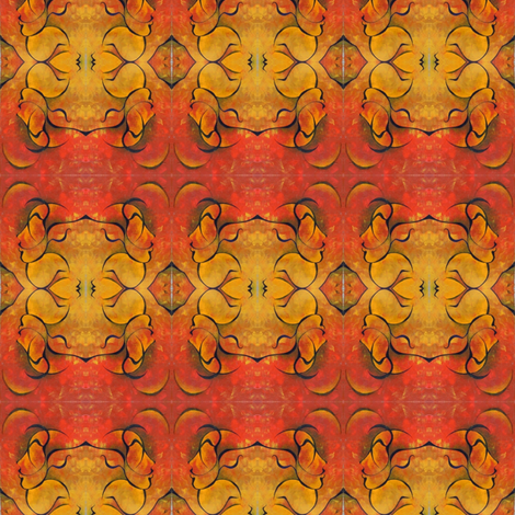 Embrace fabric by concentricdesigns on Spoonflower - custom fabric