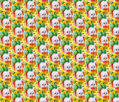 Captureyyy fabric by pinky39 on Spoonflower - custom fabric
