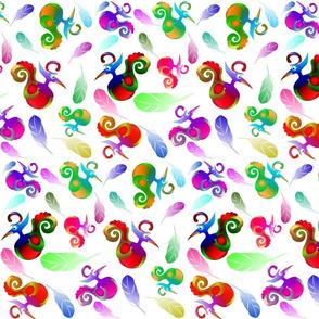 WHIRLEY BIRDS