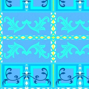 Vine Tiles 2