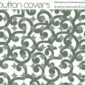 Button Covers Teal