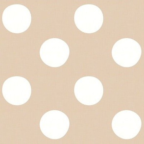 Midsummer Dots Beige