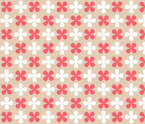 Midsummer Mod fabric by hugandkiss on Spoonflower - custom fabric