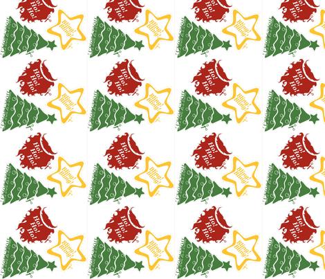 santa_beard fabric by joaosilva on Spoonflower - custom fabric