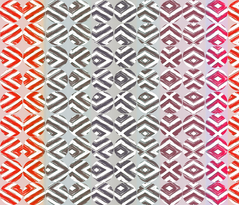 Button Covers-Sketchy Stripes fabric by wren_leyland on Spoonflower - custom fabric