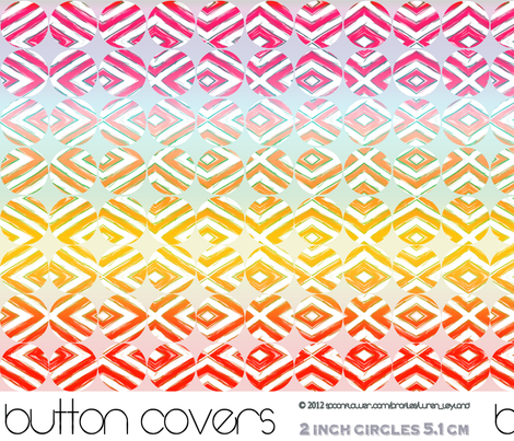 button-covers-redstrp fabric by wren_leyland on Spoonflower - custom fabric