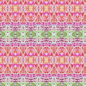Happy Persian Horizontal Stripe