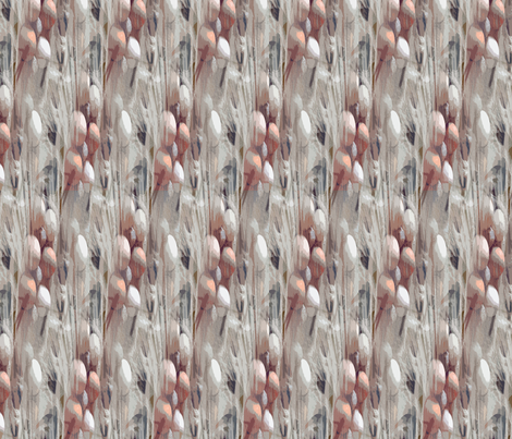 Eggs in the Vertical fabric by anniedeb on Spoonflower - custom fabric