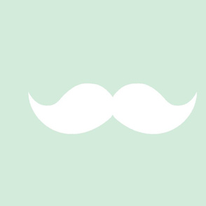 mint mustaches