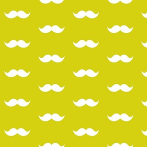 lime mustaches