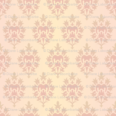 Damask Wallpaper Design
