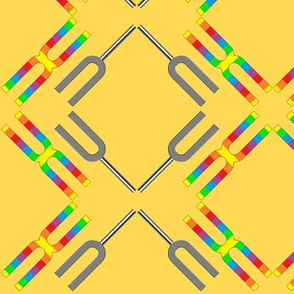 Chromosomes and Tuning Forks 2