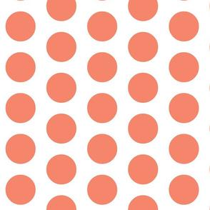 coral dot