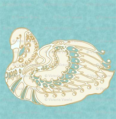 Swan gold