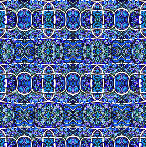 I'll Be Ready if 1966 Comes Back fabric by edsel2084 on Spoonflower - custom fabric