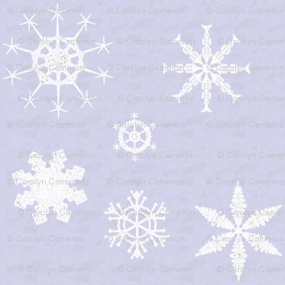 Schizoclectic Snowflakes
