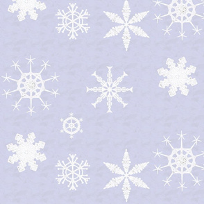 Schizoclectic Snowflakes