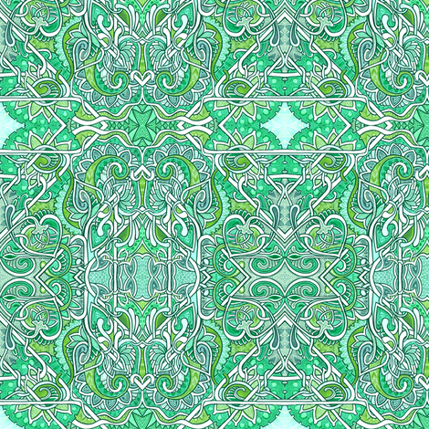 The Hex is On fabric by edsel2084 on Spoonflower - custom fabric