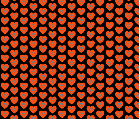 FOODOFLOVE15122012EVandecraats fabric by _vandecraats on Spoonflower - custom fabric