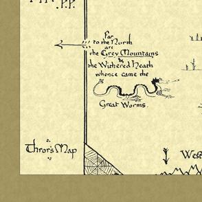 Thror's Map