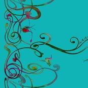 Rartnouveau_hummingbird_aqua_shop_thumb