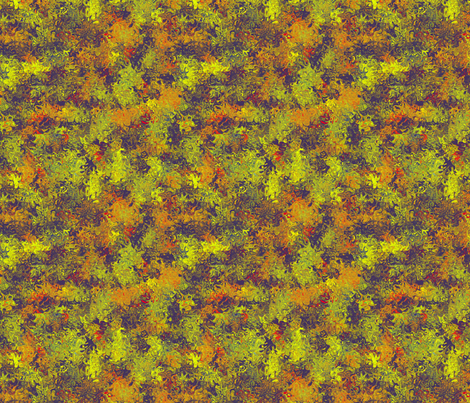 Exotic Marigold Background