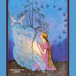 """Cinderella, """"Grimm's Fairy Tales"""", 1920"""