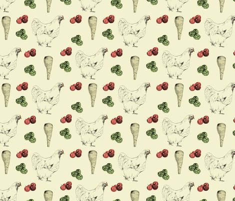 Rchristmas_dinner_pattern_colour_shop_preview