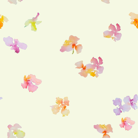 Falling_Petals fabric by susan_magdangal on Spoonflower - custom fabric